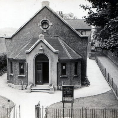 Original Church Building, 1926