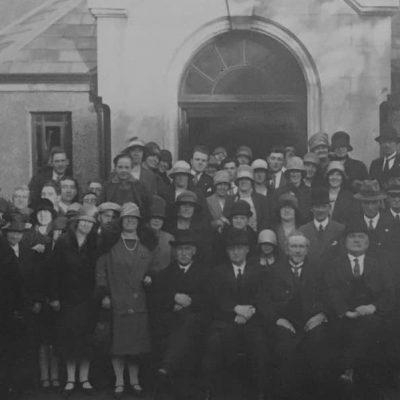 Portadown Baptist in the 1920s