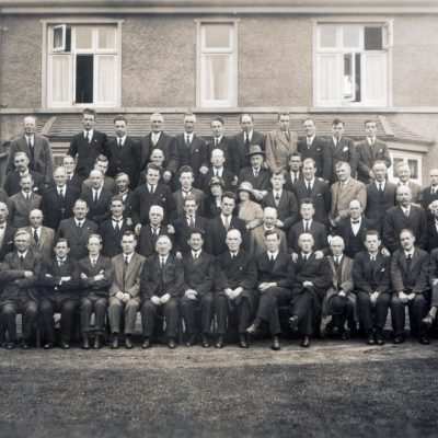 Baptist Association Meeting 1920s