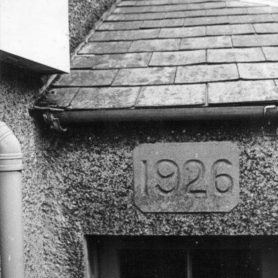 Original Building 1926