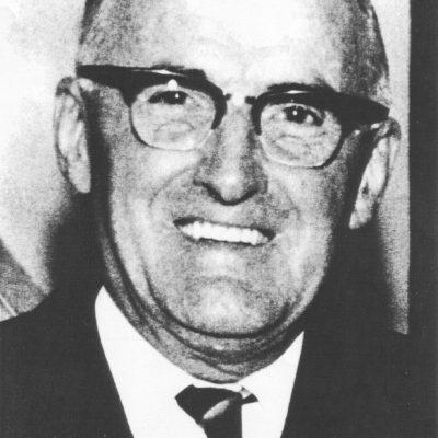 Pastor William Wilson (1939-43)