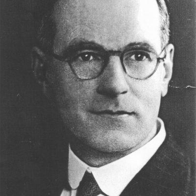 Pastor William Weir (1943-68)