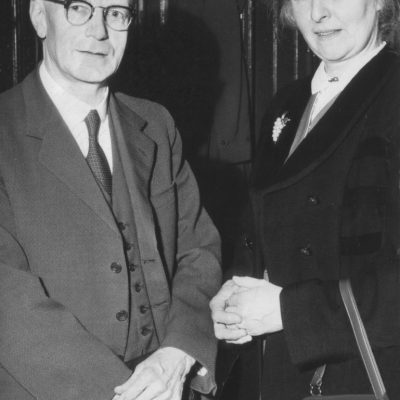 Pastor William & Mrs Sadie Weir