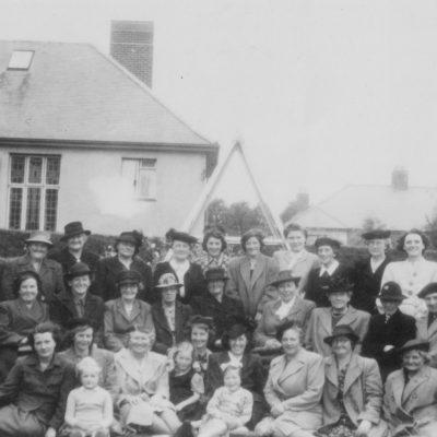 Women's Gathering (circa 1945)
