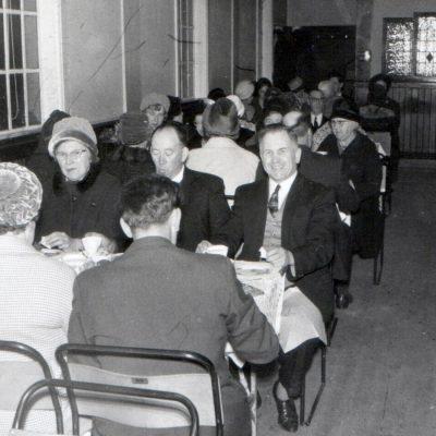 Pastor W Weir 25th Anniversary Tea