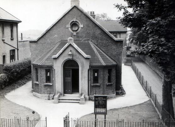 Original Portadown Baptist Building (1926)
